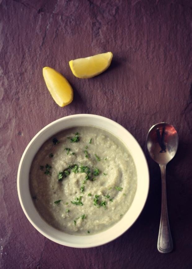artichoke soup 2
