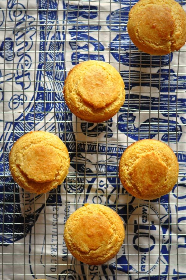 corn muffins 1 small