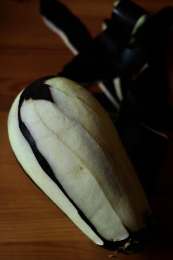 denuded eggplant
