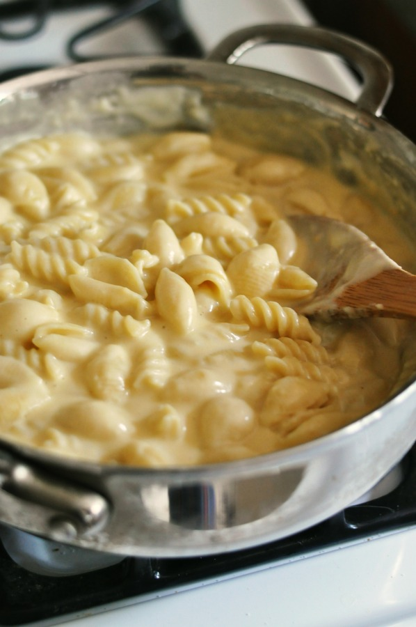 havarti mac and cheese