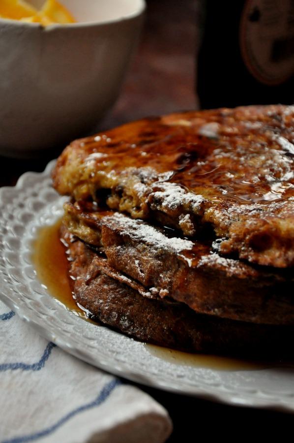 panettone french toast recipe | eggton