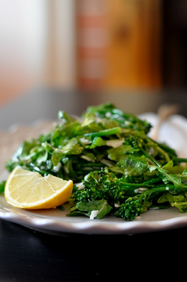 broccolini salad 2